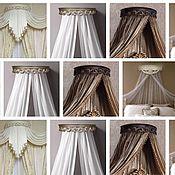 handmade. Livemaster - original item Canopy, cornice for canopy. Handmade.