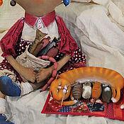 Куклы и игрушки ручной работы. Ярмарка Мастеров - ручная работа Урожай.... Handmade.