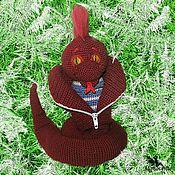 Куклы и игрушки ручной работы. Ярмарка Мастеров - ручная работа Змея -символ 2013 года. Handmade.
