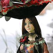 Куклы и пупсы ручной работы. Ярмарка Мастеров - ручная работа Кукла Летняя ночь. Handmade.
