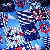 Одеяла ручной работы. Ярмарка Мастеров - ручная работа Детское покрывало- одеяло 100% хлопок простеганное. Handmade.