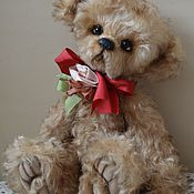 Куклы и игрушки ручной работы. Ярмарка Мастеров - ручная работа Мишка Алекс. Handmade.