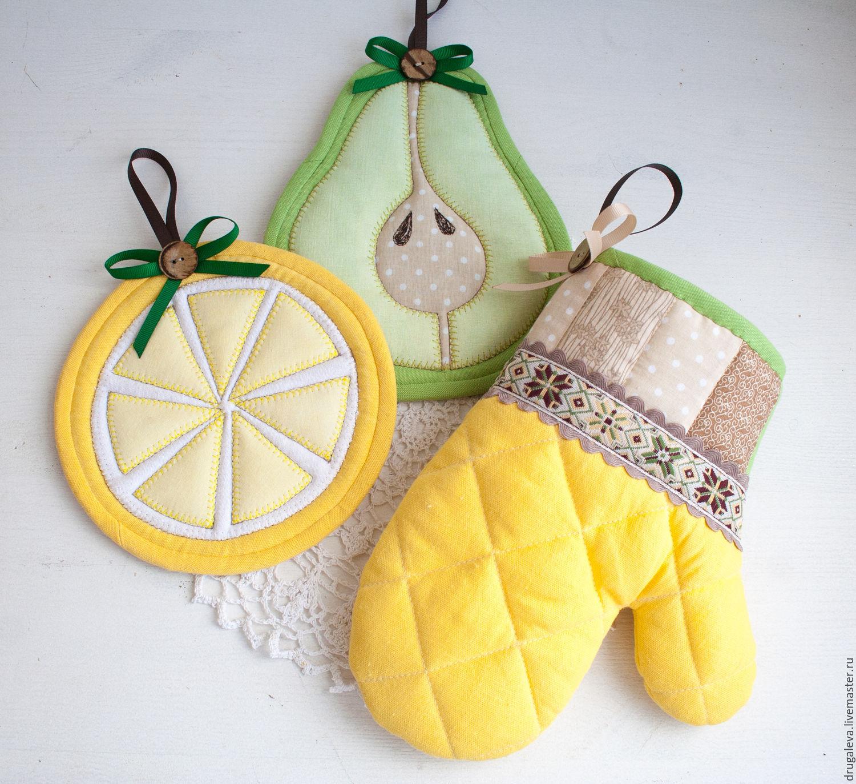 Перчатки для кухни своими руками 100