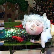 Куклы и игрушки ручной работы. Ярмарка Мастеров - ручная работа Рыба счастья. Handmade.