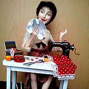 """Куклы и игрушки ручной работы. Ярмарка Мастеров - ручная работа """"Мастерица"""". Handmade."""