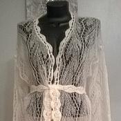 Одежда handmade. Livemaster - original item Openwork cardigan. Handmade.