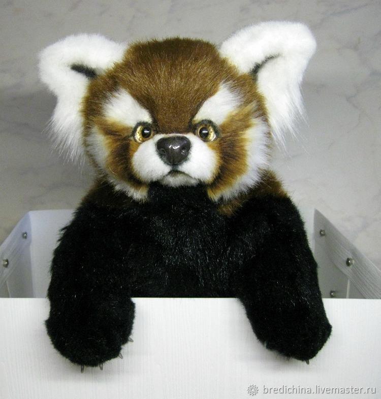 Red Panda baby, Stuffed Toys, Yuzhno-Uralsk,  Фото №1