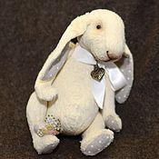 Куклы и игрушки ручной работы. Ярмарка Мастеров - ручная работа Кролик Айвори. Handmade.