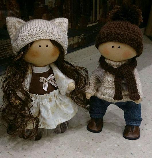 Коллекционные куклы ручной работы. Ярмарка Мастеров - ручная работа. Купить Интерьерные куклы. Handmade. Подарок на любой случай, тильда