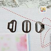 Материалы для творчества ручной работы. Ярмарка Мастеров - ручная работа Крючок галстучный (F12) застежка для бабочки-галстука. Handmade.