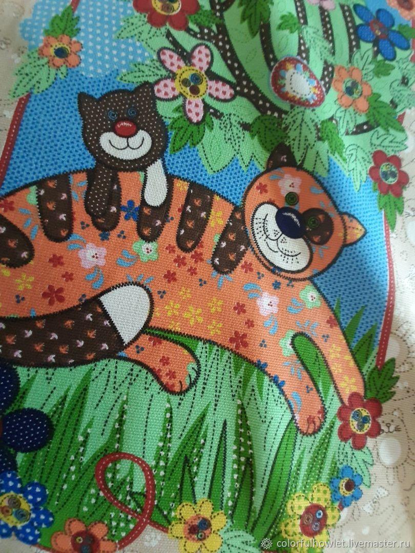 Ткань рогожка 100% хлопок для шитья  декоративная рогожка, Ткани, Иваново,  Фото №1