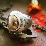 Украшения ручной работы. Ярмарка Мастеров - ручная работа Кольцо с секретом. Handmade.