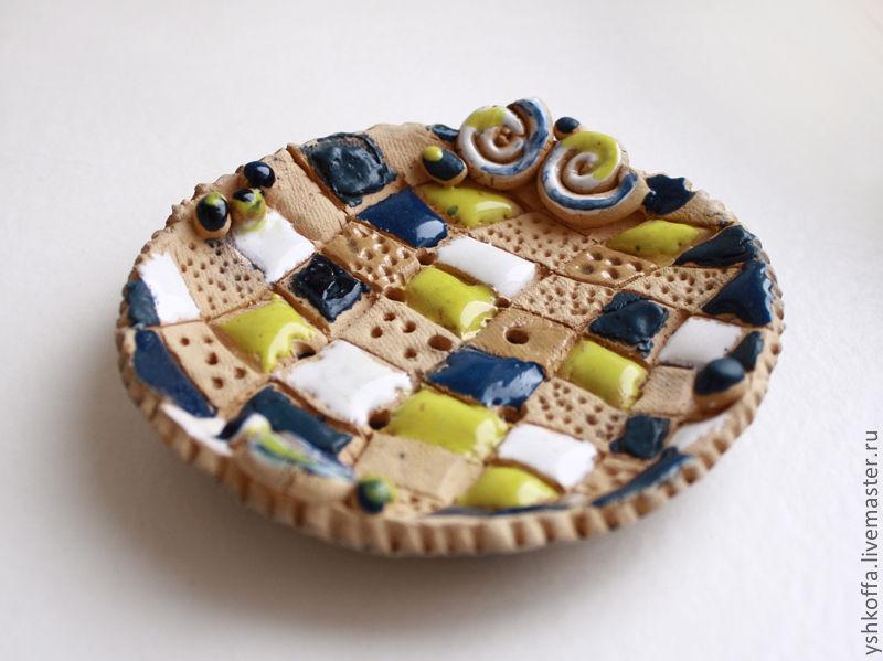 Керамика с глазурью своими руками