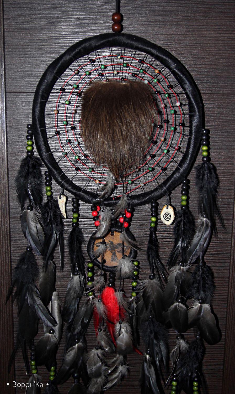 Кытгьем (шаманский ловец снов) - «Вестник» (вОрон), Ловцы снов, Иркутск,  Фото №1