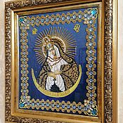 Картины и панно handmade. Livemaster - original item Icon Of The Mother Of God
