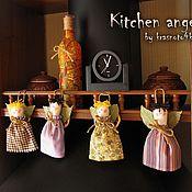 Для дома и интерьера ручной работы. Ярмарка Мастеров - ручная работа Кухонные ангелочки - Kitchen angels. Handmade.