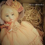Куклы и игрушки ручной работы. Ярмарка Мастеров - ручная работа Авторская  кукла тедди-долл Рози. Handmade.
