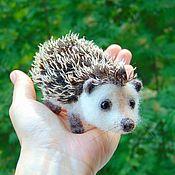 handmade. Livemaster - original item Hedgehog. Handmade.