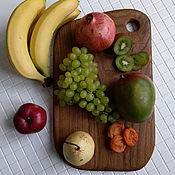 Посуда handmade. Livemaster - original item Large cutting Board made of oak