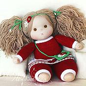 Куклы и игрушки ручной работы. Ярмарка Мастеров - ручная работа Шармелька Земляничка. Handmade.