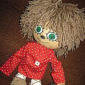 Куклы и игрушки ручной работы. Ярмарка Мастеров - ручная работа Домовенок Кузька. Handmade.