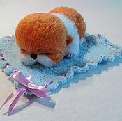 Stuffed Toys handmade. Livemaster - original item Kitty. Handmade.