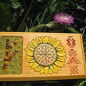 Фен-шуй и эзотерика handmade. Livemaster - original item Solar Flower. Handmade.