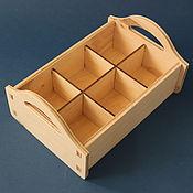 Для дома и интерьера handmade. Livemaster - original item Box for tea and spices. Handmade.