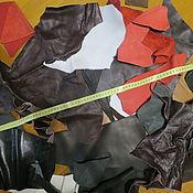 Материалы для творчества ручной работы. Ярмарка Мастеров - ручная работа весовой набор №302 натуральная кожа. Handmade.
