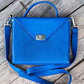Сумки и аксессуары handmade. Livemaster - original item Bag made of genuine perforated leather NOA. Handmade.