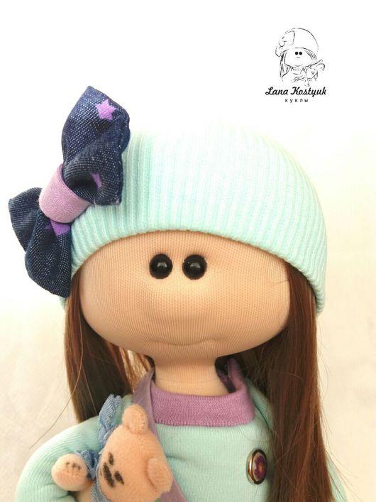 Коллекционные куклы ручной работы. Ярмарка Мастеров - ручная работа. Купить Мила. Handmade. Кукла ручной работы, синтепух