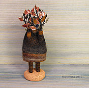 Куклы и игрушки ручной работы. Ярмарка Мастеров - ручная работа Ветки-листья. Handmade.