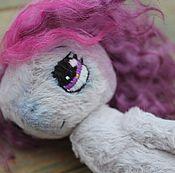 Куклы и игрушки ручной работы. Ярмарка Мастеров - ручная работа Пони Искорка. Handmade.