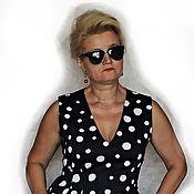 Одежда ручной работы. Ярмарка Мастеров - ручная работа Платье Тонкая штучка. Handmade.