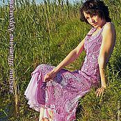 """Одежда ручной работы. Ярмарка Мастеров - ручная работа Авторское платье """"Фантазия"""". Handmade."""