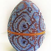 "Сувениры и подарки handmade. Livemaster - original item ""Amethyst"" Easter egg. Handmade."