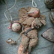 Куклы и игрушки handmade. Livemaster - original item Christmas decorations. Handmade.