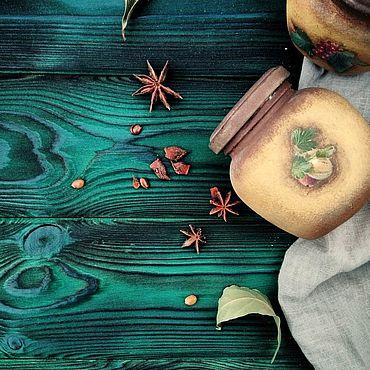 """Материалы для творчества ручной работы. Ярмарка Мастеров - ручная работа Фотофон деревянный """"Изумруд"""" двухсторонний. Handmade."""