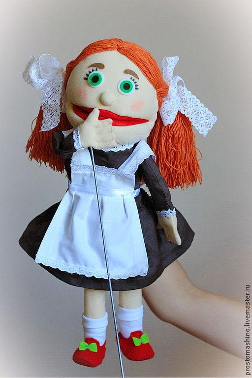 Как делать куклы для театра