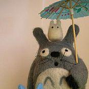 Куклы и игрушки ручной работы. Ярмарка Мастеров - ручная работа Тоторо и его друзья. Handmade.