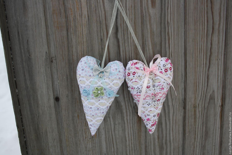 Шебби сердце, Декор в стиле Тильда, Раменское,  Фото №1