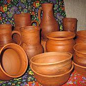 Посуда ручной работы. Ярмарка Мастеров - ручная работа Гончарная посуда. Handmade.