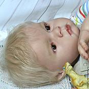 Куклы и игрушки ручной работы. Ярмарка Мастеров - ручная работа кукла реборн Богданчик. Handmade.