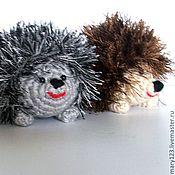 """Куклы и игрушки ручной работы. Ярмарка Мастеров - ручная работа Игрушка """"ЕЖИК"""" маленький. Handmade."""