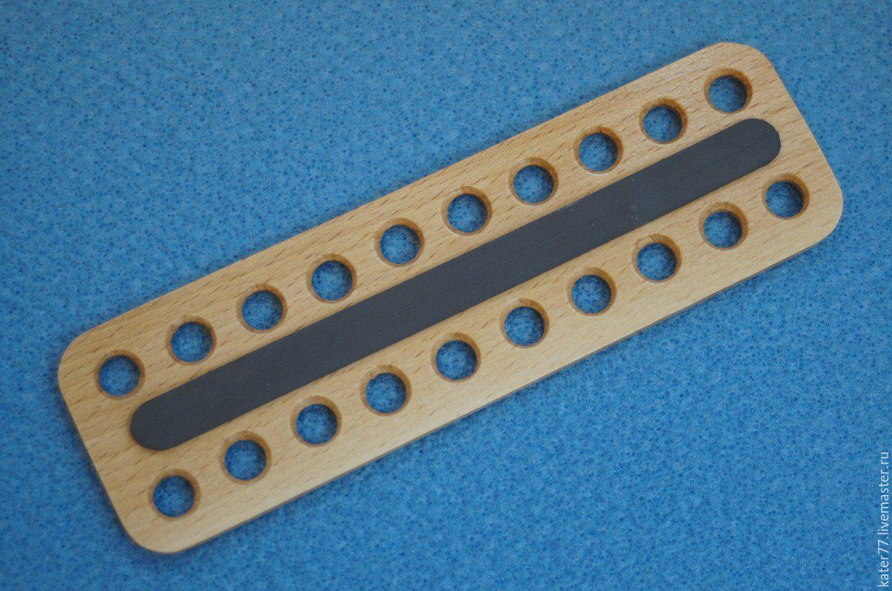 Вышивка органайзер для мулине