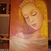 Картины ручной работы. Ярмарка Мастеров - ручная работа Принцесса Греза. Handmade.
