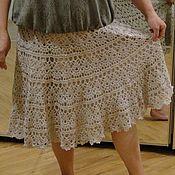"""Одежда ручной работы. Ярмарка Мастеров - ручная работа Юбка """"Лилия"""". Handmade."""