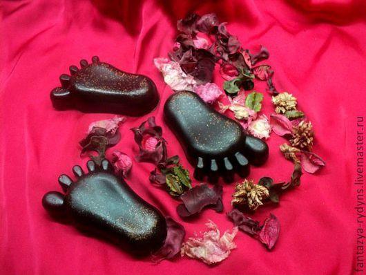 """Мыло ручной работы. Ярмарка Мастеров - ручная работа. Купить Мыло скраб для ног """"Пятка"""".. Handmade. Скраб для ног, ноги"""