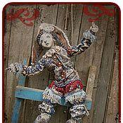 """Куклы и игрушки ручной работы. Ярмарка Мастеров - ручная работа кукла"""" мой грустный Инди"""". Handmade."""
