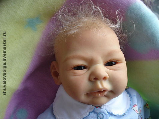 Куклы-младенцы и reborn ручной работы. Ярмарка Мастеров - ручная работа. Купить Кукла реборн Авель. Handmade. Кукла реборн